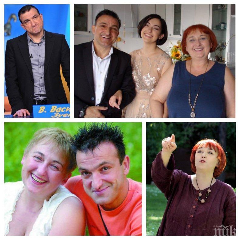 СЛЕД РАЗВОДА: Млад мъж прегръща бившата на Зуека - ето кой е най-верният човек на режисьорката Нина Димитрова...