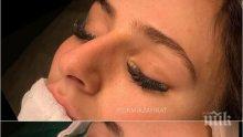 КРЪЦНИ-СРЕЖИ: Преслава най-накрая проговори за операцията на носа