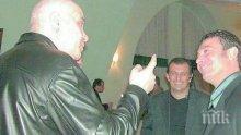 За Слави Трифонов няма такава държава България. Той не й плаща данъци, не създава семейство и българчета, но иска да я управлява...С омраза, чалга и мутри