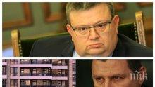 ОТ ПОСЛЕДНИТЕ МИНУТИ: Цацаров обяви - синът на Сарафов е изряден! НАП не откри несъответствия в декларациите