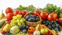 Ето кои са най-полезните плодове и зеленчуци през август