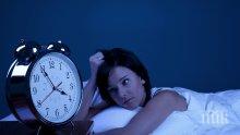 Годишно жените спят с 1000 часа по-малко от мъжете. Ето защо