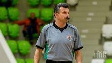 Висш баскетболен съдия пострада тежко след катастрофа с мотор