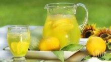 ПРЕЧИСТЕТЕ СЕ ОТ ТОКСИНИТЕ: Тези четири напитки гарантират бързо отслабване