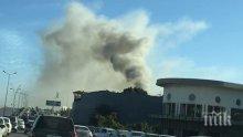 Петима убити при удар срещу болница в Либия