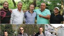 РАЗКРИТИЕ НА ПИК: Кметът на Сандански Кирил Котев открива кампанията за местния вот с цигански босове (ВИДЕО/СНИМКИ)