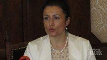 Десислава Танева: 26 са вече огнищата на aфриканска чума в България
