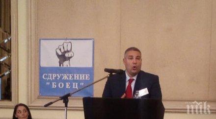 Бившият председател на СРС Методи Лалов напусна съдебната система