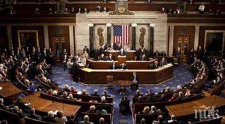 Сенатът на САЩ не успя да преодолее ветото на Доналд Тръмп върху законопроект за спиране на оръжейни продажби