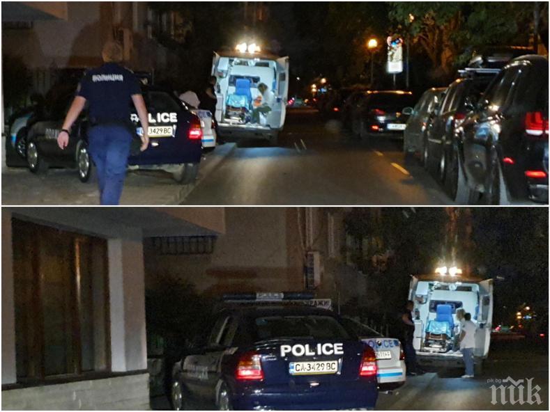 """ПЪРВО В ПИК: Екшън в столичния квартал """"Лозенец"""" - сигнал за стрелба до белгийското посолство вдигна на крак полицията (СНИМКИ)"""