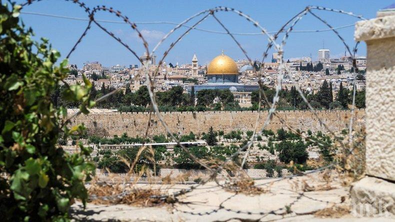 ЕС, САЩ и Великобритания призоваха за намаляване на напрежението между израелци и палестинци