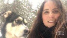 """Яка жица на """"Металика"""" спаси канадка от хищна пума"""