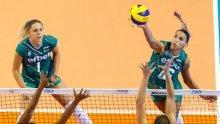 Волейболните националки изпуснаха тима на САЩ на олимпийската квалификация