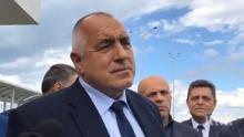 Премиерът Борисов подкрепи строителите