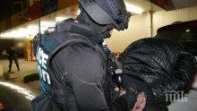 СПЕЦАКЦИЯ! След арестите в Бургас - задържана е страховита банда крадци (СНИМКИ)