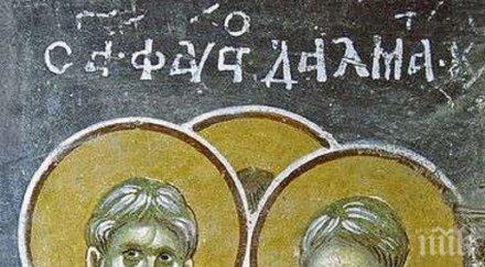 силна вяра светец години излизал манастира бил игумен