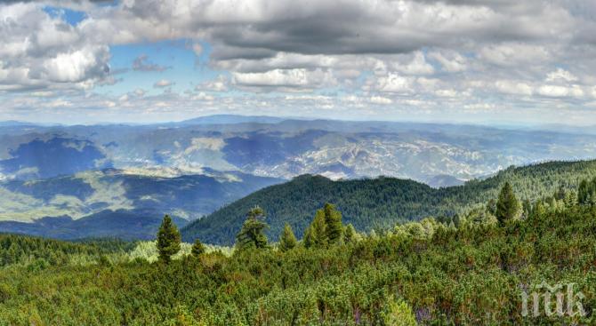 Древни енергии в Родопите спасяват Земята