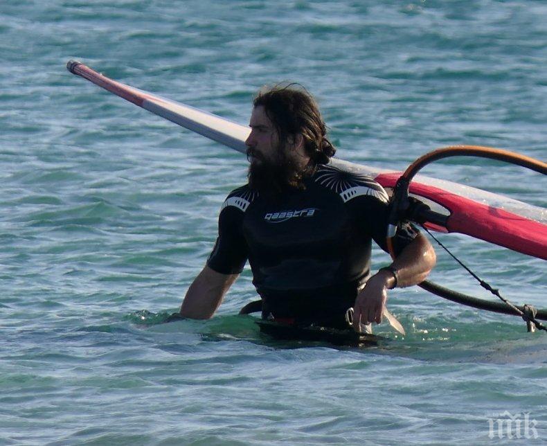 ВОДЕН МАРАТОН: Българин преплува Лох Нес заради екокауза