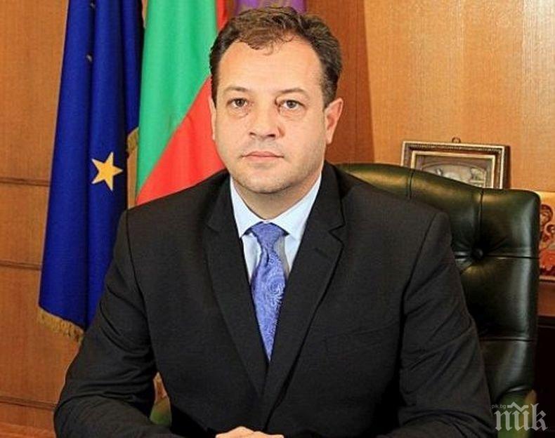 Даниел Панов: 3,6 млн. лева са отпуснати за ВиК мрежата на Велико Търново