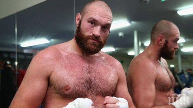 Тайсън Фюри излиза на ринга през септември - ето кой ще е противникът му