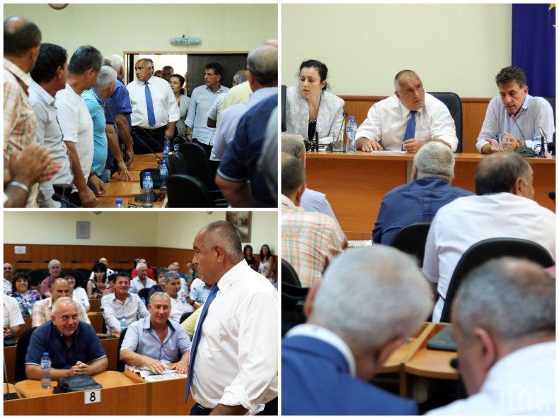 ПЪРВО В ПИК TV! Премиерът Борисов с първи разкрития след спешната среща за чумата по свинете в Пазарджик: Някой умишлено иска да сваля правителството (ОБНОВЕНА)