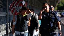 Акции: Имиграционните служби на САЩ задържаха над 680 мигранти