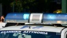Туристически автобус с деца се подпали в Гърция. Няма пострадали