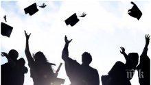 Студенти от 115 държави са избрали да учат в България