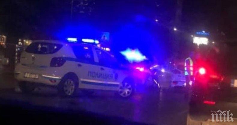 КРЪВ НА ПЪТЯ: Моторист загина при жестока каскада на пътя Пловдив - Асеновград (СНИМКИ)