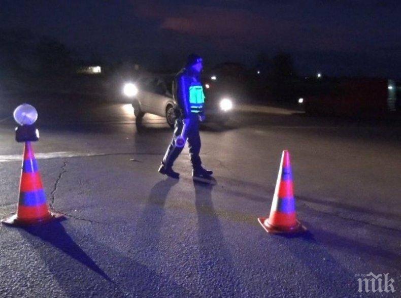 Петима са ранени след автомеле в Пловдив