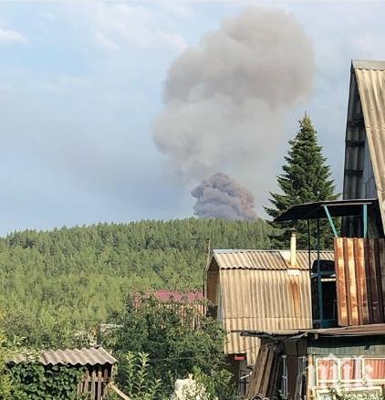 ИЗВЪНРЕДНО: Нов взрив в руско поделение! Има убити и повишена радиация (ВИДЕО/СНИМКИ)