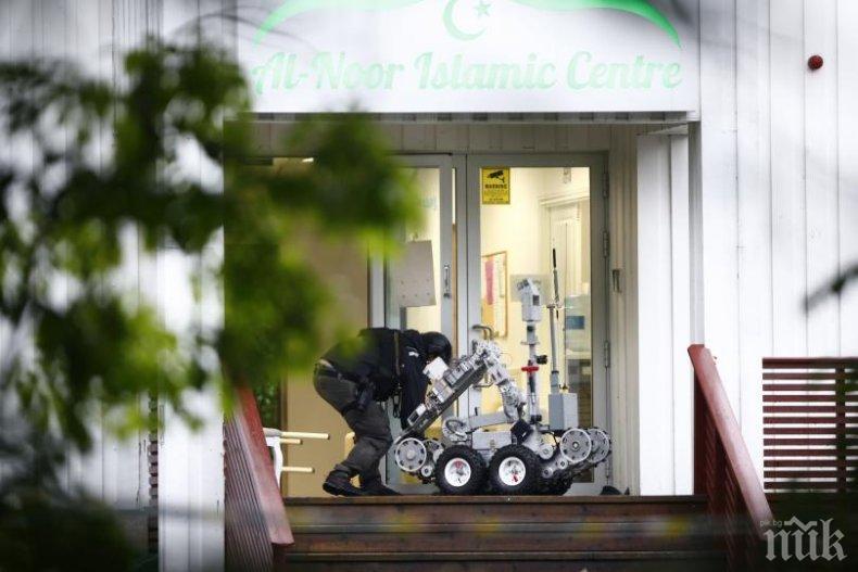 ИЗВЪНРЕДНО: Стрелба в джамия в Норвегия, има ранен