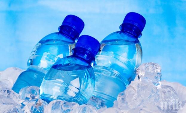 Раздават минерална вода в София заради жегата - вижте къде