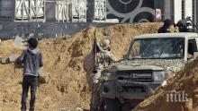 Летището в Триполи спря работа заради ракетен обстрел