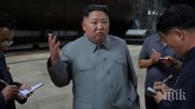 Отличници: Ким Чен Ун награди 103-ма учени за принос в укрепването на отбраната на КНДР