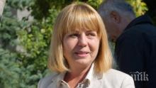 Фандъкова решава през септември дали ще се кандидатира за кмет - похвали се, че е в добро здраве