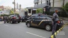 Петима убити при стрелба в нощен клуб в Бразилия
