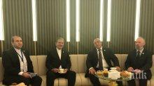 ПЪРВО В ПИК: Борисов разговаря с вицепрезидента на Иран