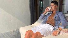 Роналдо обърна гръб на парите, гони само слава