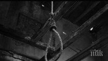ТРАГЕДИЯ В ДУПНИЦА: Бивш миньор се обеси в мазе