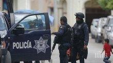 Мексиканската полиция задържа камион с близо 150 нелегални мигранти