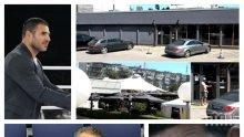 """САМО В ПИК: Ето кой е задържаният за погрома в """"Бесо"""" Красен Кръстев - ортакът на Емо Негъра работил за банката на Държавна сигурност, бил шеф на кикбокса"""