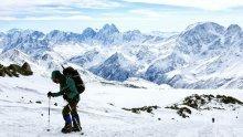 Австралийски алпинист бе спасен под връх Елбрус