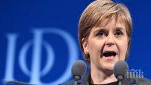 Първият министър на Шотландия готова да се присъедини към женски кабинет за спиране на Брекзит без сделка