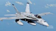 ЕКШЪН В НЕБЕТО: Американски изтребител се опитал да доближи самолета на руския военен министър Шойгу над Балтийско море (ВИДЕО)