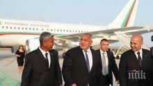 Продължава визитата на министър-председателя Бойко Борисов в Туркменистан