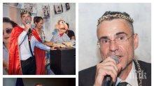 САМО В ПИК: Влади Въргала тръгва на гурбет - ето защо комикът избра да странства из САЩ и Европа (СНИМКИ)