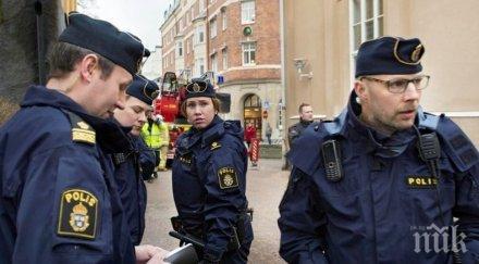 Шведската полиция проверява сигнали за писма с отровни вещества