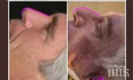 СЕНЗАЦИЯ: Мултимилионерът Джефри Епстайн е жив, трупът е на негов двойник! Рок банда взриви мрежата с конспиративна теория (СНИМКИ)