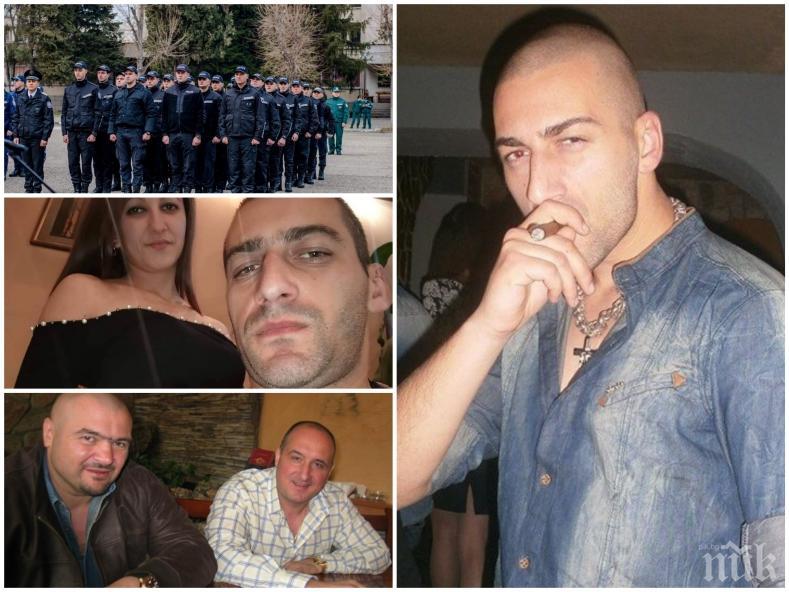 ТРАГЕДИЯТА В ДУПНИЦА: Загиналият Машкудански - от шофьор при братя Галеви до най-романтичния полицай
